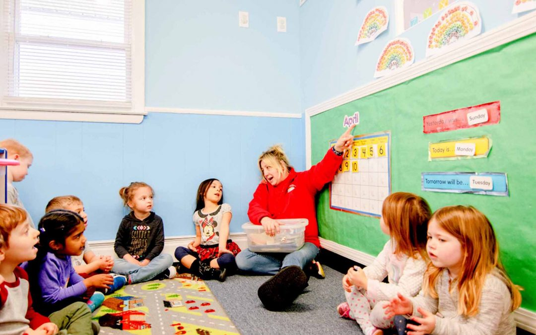 Benefits of Early Child Care